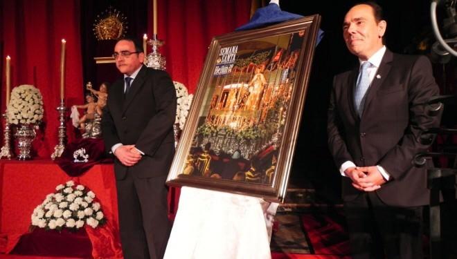 Los carteles y revistas de Semana Santa se presentarán en el templo de la Asunción