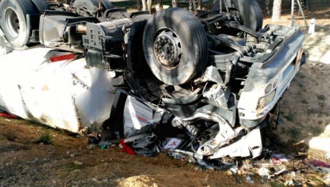 Un muerto en un accidente tráfico ocurrido en Albacete