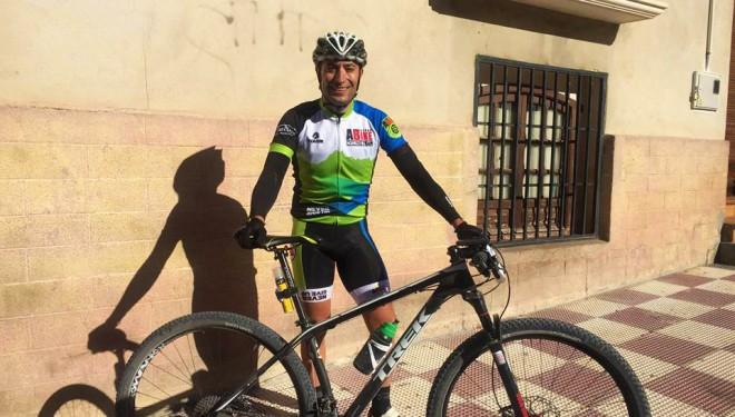 Isidro Cerrato consiguió un gran cuarto puesto en Ontur