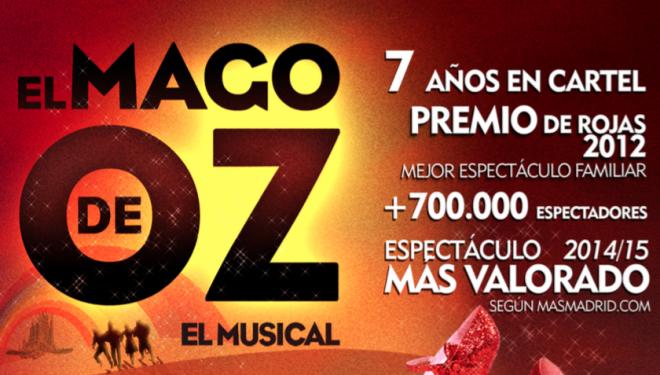 Llega a Hellín el musical El Mago de Oz
