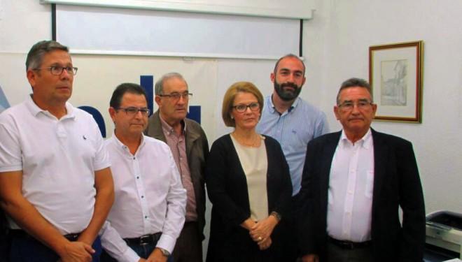 Pilar Morote, miembro de la Junta directiva de FEDA