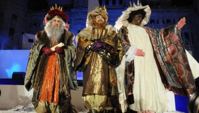 ¿Cabalgata de Reyes o grotesco carnaval?