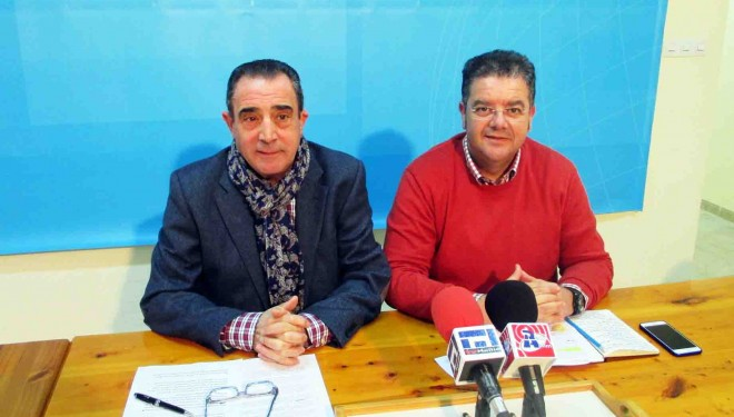 Mínguez asegura que el PSOE es el culpable de la demora de la obras del Centro de Salud