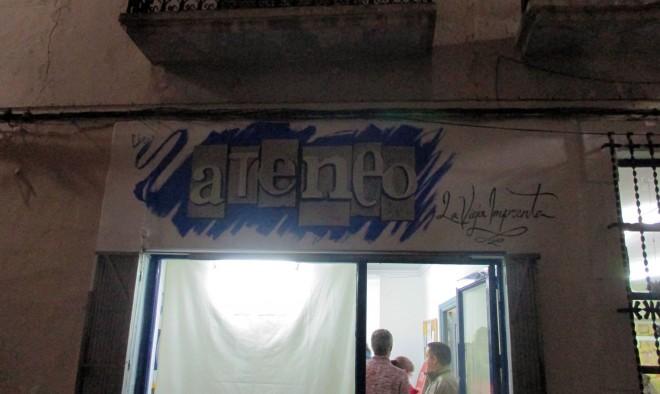 """Inauguración del Ateneo """"La Vieja imprenta"""""""