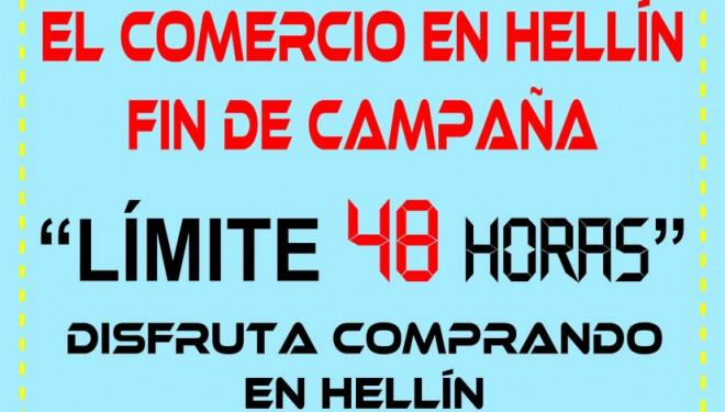 Campaña de la Asociación de Mujeres Empresarias de Hellín (AMEDHE)