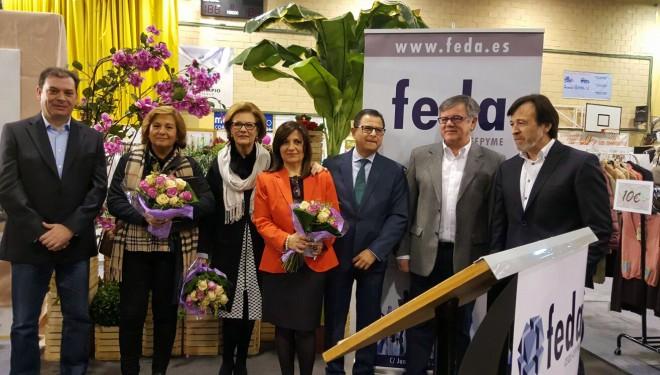Inaugurada la 5ª Feria Intersectorial Expohellín organizada por FEDA