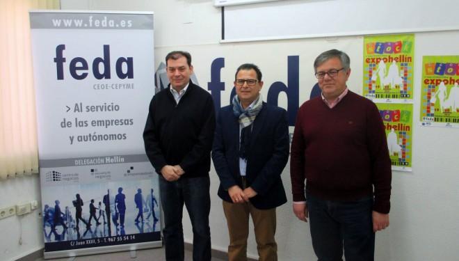 "FEDA presenta la Feria del Stock ""Expohellín"" con 58 stands"