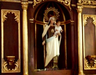 Notas aclaratorias sobre el retablo de la Capilla del Cementerio Municipal