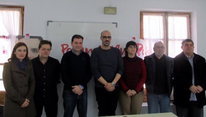 Presentación de José Manuel Díaz como nuevo coordinador local de IU