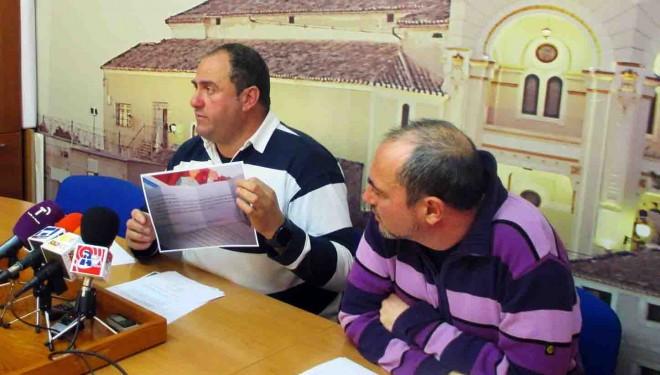Julián Martínez acusa al Partido Popular de hacer política barriobajera
