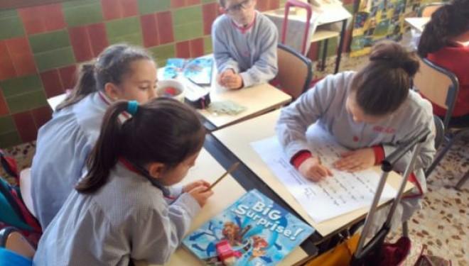 El Colegio San Rafael muestra a los padres su Programa de Estimulación Temprana