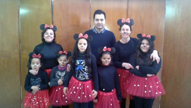 Fiestas de Carnaval en los centros sociales de la Ribera y el Carmen