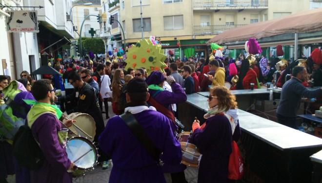 Celebradas con brillantez las XXXI Jornadas Nacionales del Tambor y el Bombo en Baena