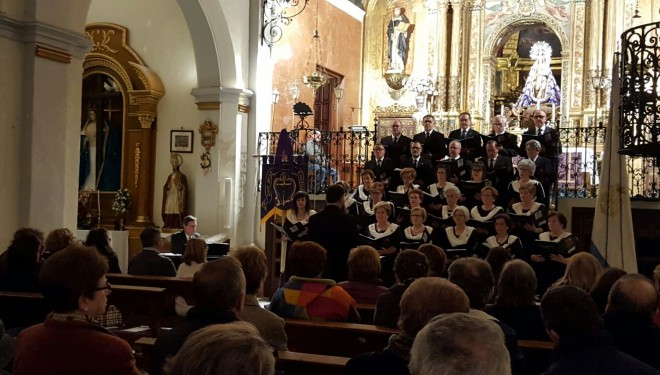 Continúa a gran nivel la Semana de Música Religiosa
