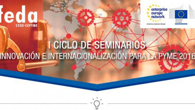 FEDA lleva a cabo un seminario sobre comercio exterior que trata sobre la innovación como estrategia internacional