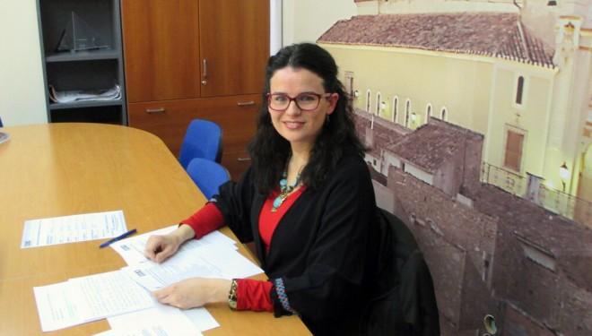 Beatriz Jiménez presenta el Plan de Actuación Local Contra la Violencia de Género y Acoso Escolar