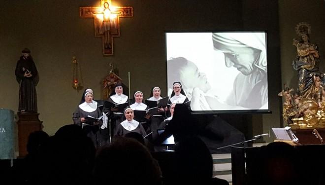 Las Voces de las Hermanas Clarisas abren la Semana de Música Religiosa