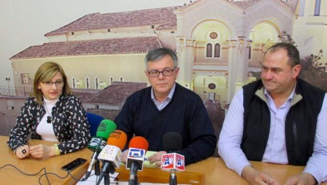 """Ramón García califica a Juan A. Moreno de ser un experto en hacer ruedas de prensa con """"mala baba"""""""