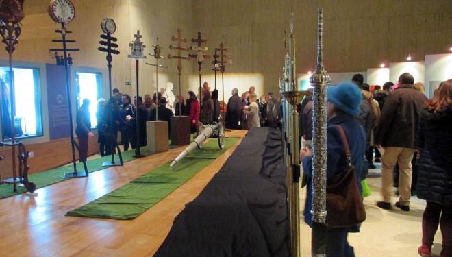 """Cerca de 12.000 personas han visitado la exposición """"365 días de Pasión"""""""