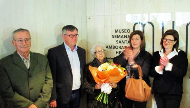 Homenaje a Rafael Sánchez Hortelano