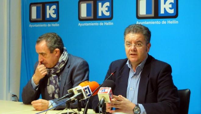 Moreno Moya anuncia graves problemas económicos para el Ayuntamiento