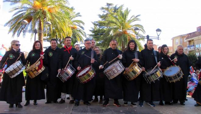 """Nombramiento a la Unión Musical """"Santa Cecilia"""" como Tamborilero del año"""