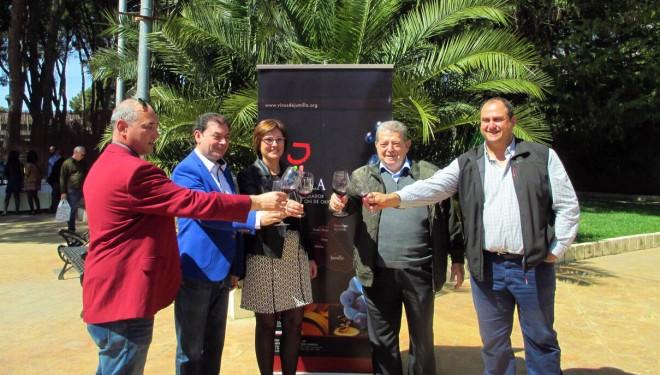 La Miniferia del Vino de Hellín de la DO Jumilla tuvo una gran aceptación