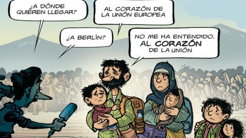 El drama de los refugiados, o el de aquellos que dan refugio  (I)