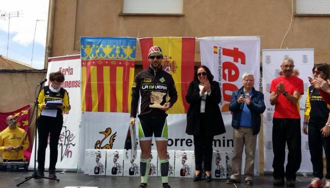 Agustín Gabarrón Campeón de España de Orientación en Bicicleta de Montaña