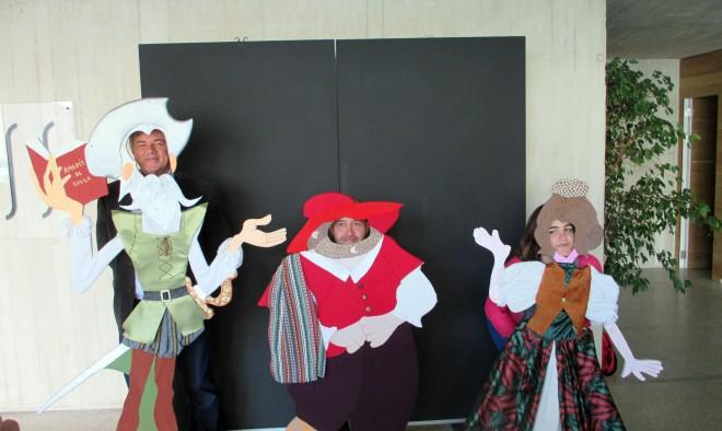 Exposición IV Centenario de la muerte de Cervantes
