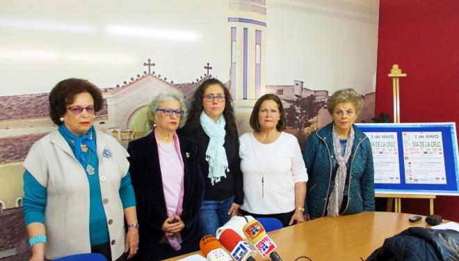 """Programa de actos para festejar el Día de la Cruz y """"Los Mayos"""""""