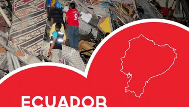 Cáritas Española solicita ayuda urgente para apoyar a Ecuador