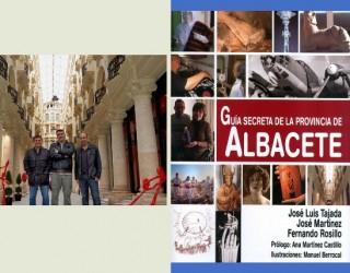 """Se presenta en Hellín la segunda edición del libro """"Guía secreta de la provincia de Albacete"""""""
