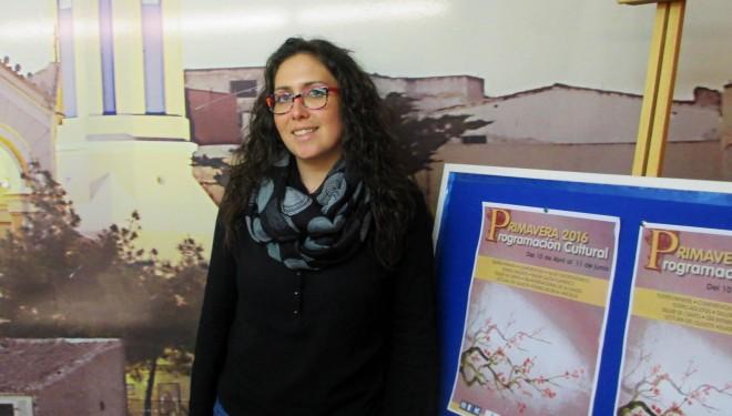 """Fabiola Jiménez presentó la programación cultural """"Primavera 2016"""""""