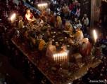 El grupo escultórico de La Santa Cena, podría no participar en la procesión del Jueves Santo