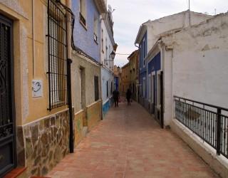Detenida la mujer que apuñaló a un hombre en la calle Boquera de Garzón