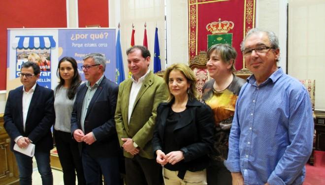 Presentación oficial del Consejo Local de Comercio de Hellín y su Reglamento