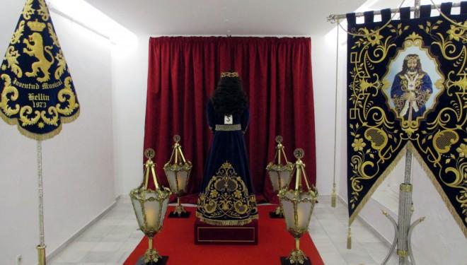 Inaugurada la exposición del concurso fotografías sobre Jesús de Medinaceli