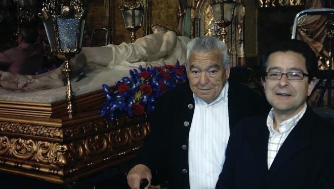 Vicente Mas, único candidato a Hermano Mayor