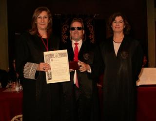 Rafael de Lorenzo galardonado con la Gran Cruz  de la Orden de San Raimundo de Peñafort