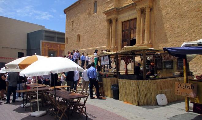 Mercado Cervantino / EFDH.