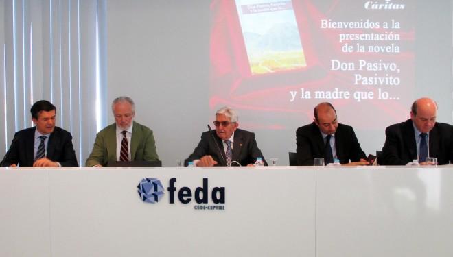 Presentación en Albacete del libro de Manuel Torrecillas Sorio