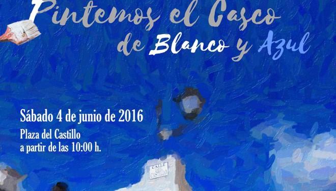 Hellín en Blanco y Azul