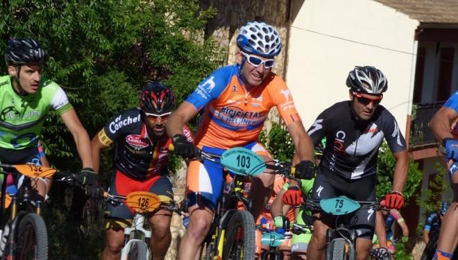 Alberto López fue de nuevo segundo en una dura etapa