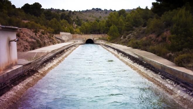 Panorama desde el puente…  de Agramón