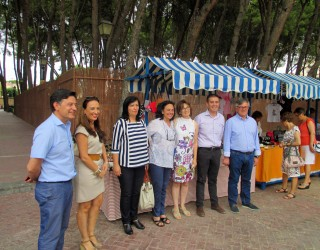 """Hellín acoge la Feria Artesanal """"Manos de Mujer"""""""
