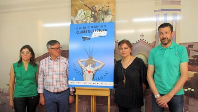 IV Encuentro Provincial de Clubes de Lectura Juveniles incluido dentro del Proyecto Lectibe