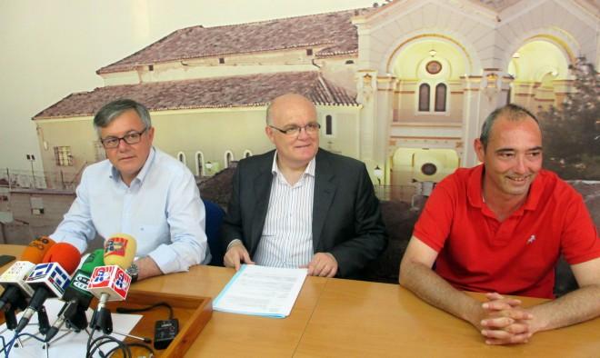 Rueda de prensa / EFDH.