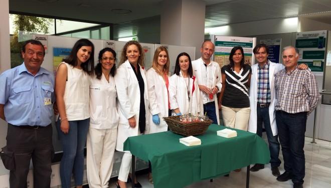La Gerencia de Atención Integrada de Hellín entra a formar parte de la Red Global de Hospitales Verdes y Saludables