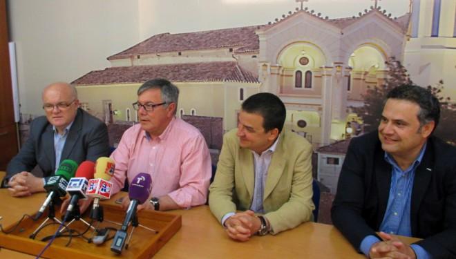 El consejero de Agricultura confirma la derogación del decreto de Interés Regional para regar 862 hectáreas en Cancarix